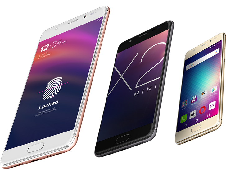 BLU's $180 Life One X2 Mini sports a 5-inch 1080p display, 4GB of RAM, 64GB of storage, and Marshmallow (???)