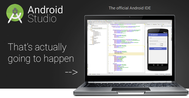 Google is working on bringing Android Studio to Chrome OS
