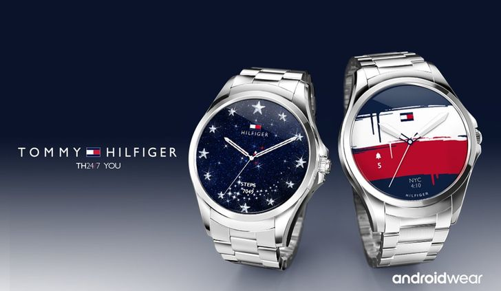 Tommy Hilfiger 'TH24/7You' wins the award for worst name for an upcoming Wear device