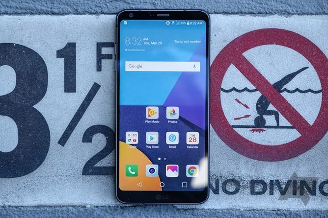 LG extends the warranty of all G6 phones to two years