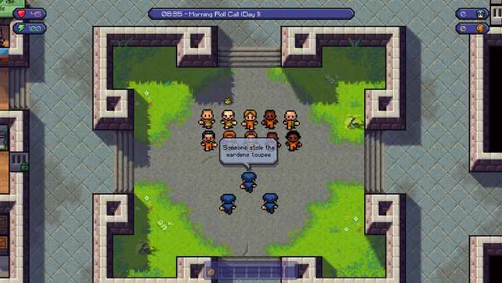 Popular prison escape game The Escapists comes to the Play Store