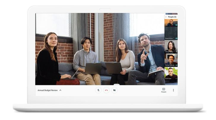 Hangouts Meet will entirely replace Hangouts video calls for G Suite users in May