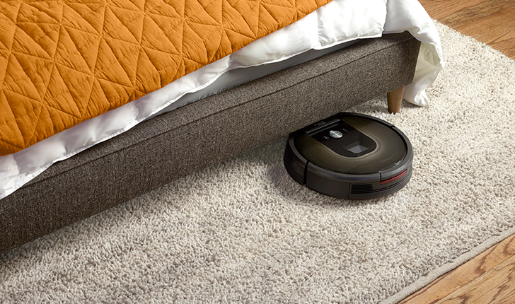 Get a refurbished Roomba 980 smart vacuum for just $300 ($100 off)