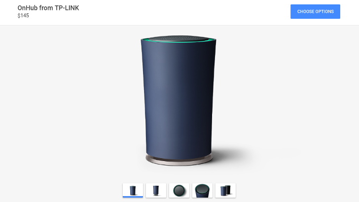 [Deal Alert] Google Store drops the ASUS OnHub to $129 ($70 off) and the TP-LINK OnHub to $145 ($54 off)
