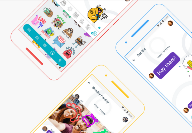 Google Allo Android users everywhere can now share documents and other files [APK Download]