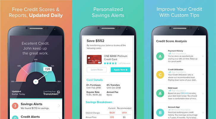 WalletHub is the newest free credit score Android app that brings a lot to the table for debt management