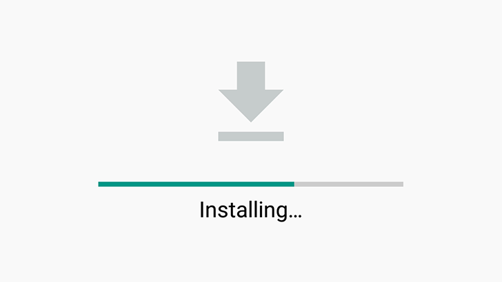 Android O feature spotlight: There's now a progress bar for sideloading APKs