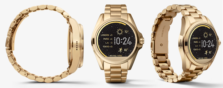 Michael Kors smartwatches pulled from Google Store after barely lasting one season