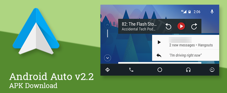 Android Auto v2.2 finally enables swiping away notifications from the feed, adjusts messaging notifications [APK Download]