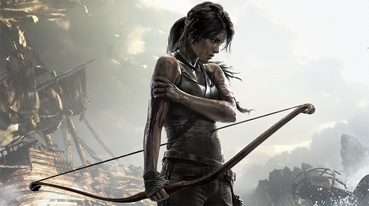 Tomb Raider, the reboot originally released in 2013, is now available natively on the SHIELD TV
