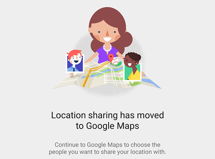 Google disables location sharing in Google+ before enabling it for everyone in Google Maps