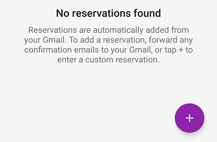 Google Trips 1.0 lets you manually add reservations, parses bus and train tickets from Gmail [APK Download]