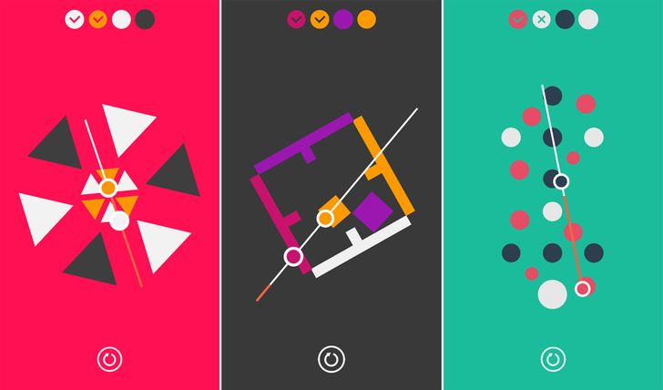 [Deal Alert] Get color-based puzzle game Linia for free (usually $1.99)