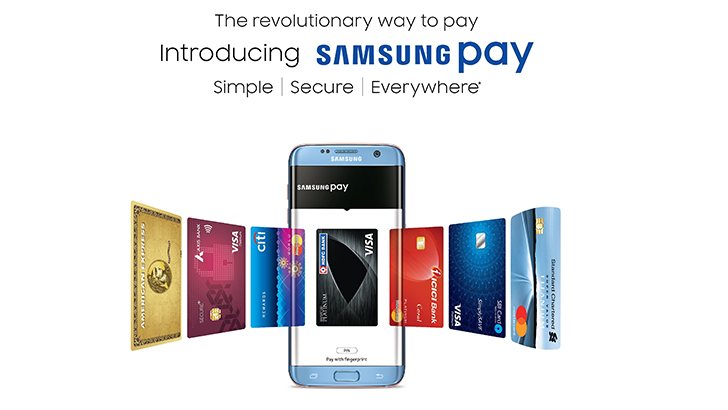 Samsung officially launches Samsung Pay for everyone in India
