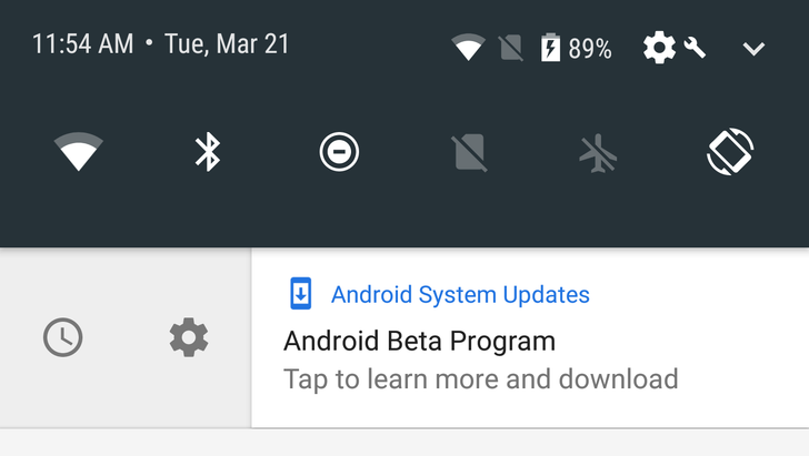 Android O feature spotlight: You can snooze individual notifications for 15m, 30m, or 1hr