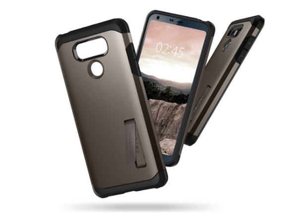 [Deal Alert] Enjoy some 60 percent off coupon codes for 6 different Spigen LG G6 cases and a tempered glass screen protector