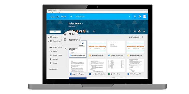 Team Drives, Google Vault, and new migration tools rolling out to G Suite customers