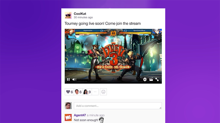 Twitch announces Pulse, a feed for keeping up with streamers and friends