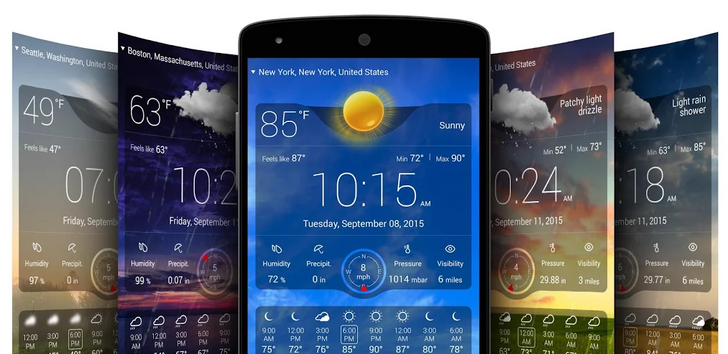 [Deal Alert] Weather Live and Etaria are both free on the Play Store (normally $0.99 each)