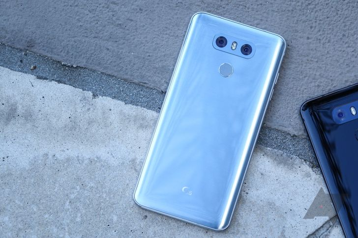 [Update: Free Google Home] Pre-orders for the unlocked LG G6 are live on B&H for $599.99
