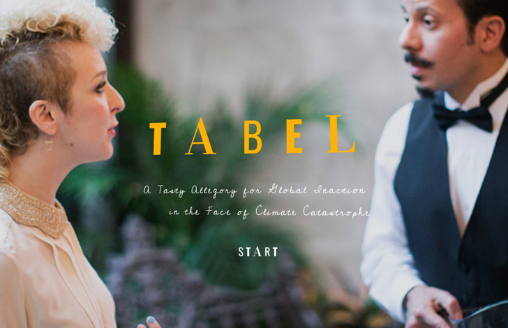 Google launches Tabel, an experimental WebVR film