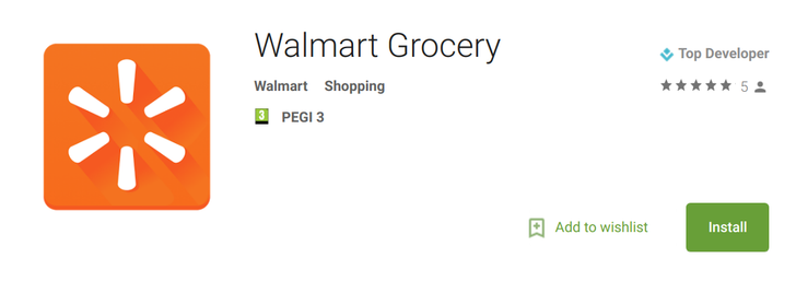 Walmart Grocery is a new Android app for all your food shopping needs
