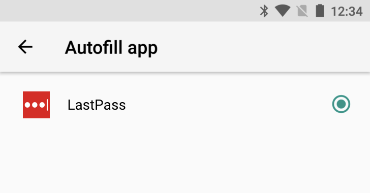 LastPass chimes in on Android O's Autofill API