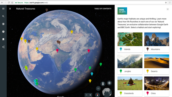 After two years in the making, Google Earth 9.0 brings guided tours and 3D views [APK Download]