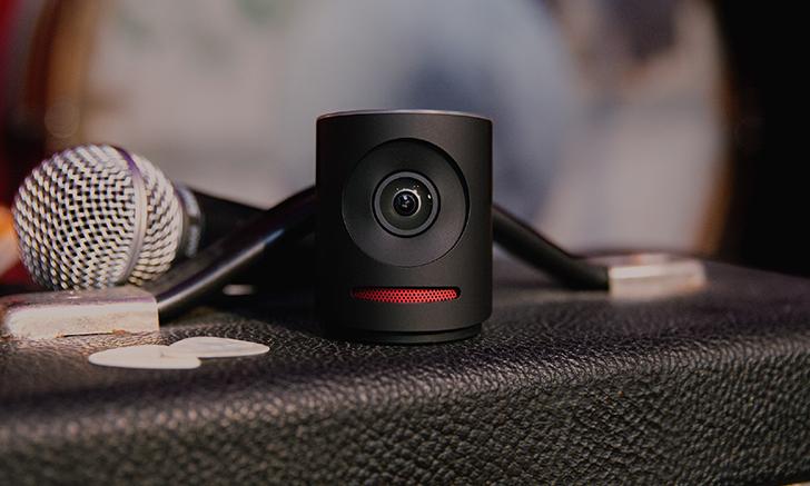 Livestream's Mevo camera now supports YouTube Live