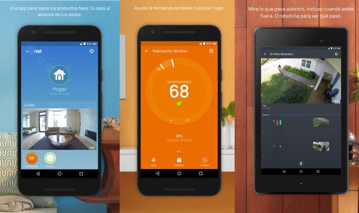 Nest app update adds Google Smart Lock, Nest Cam motion alerts, and more