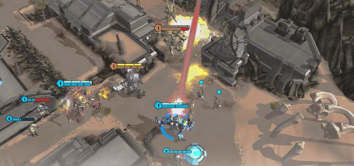 Nexon is probably turning Titanfall into your typical Android PvP game