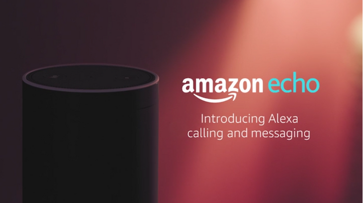 Amazon is adding voice calling and messaging to Alexa