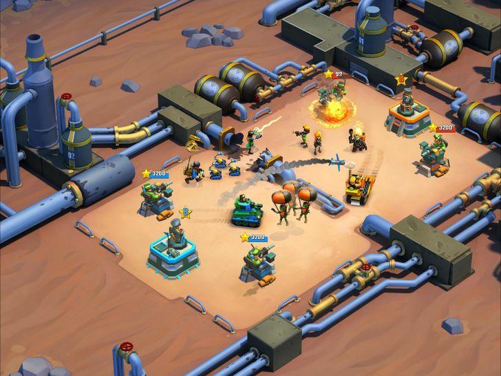 Gameloft launches Blitz Brigade sequel 'Rival Tactics' on Android