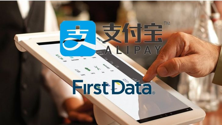 Alipay mobile payments are coming to the US via First Data's Clover