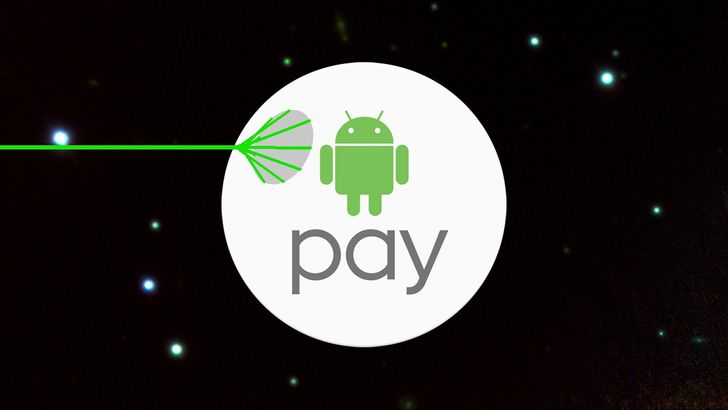 Android Pay celebrates May the 4th with Star Wars Easter eggs
