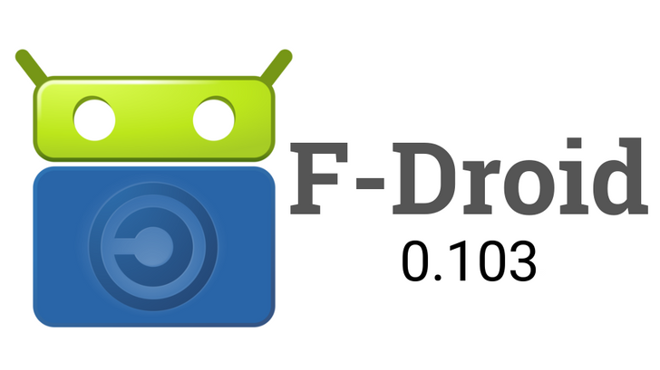 F-Droid 0.103 is finally out of alpha, brings a snazzy new design [APK Download]