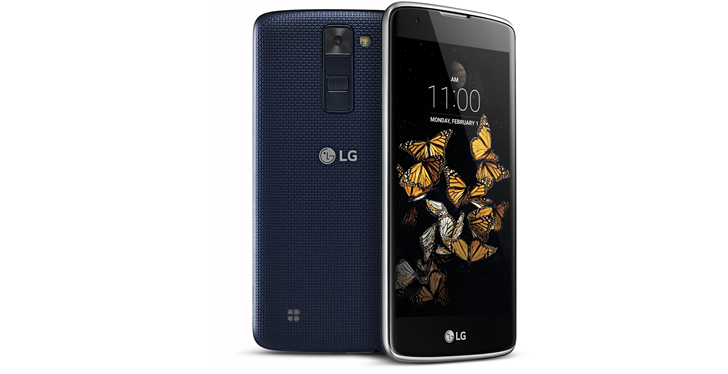 Verizon's LG K8 V is getting an update to Android 7.0 Nougat