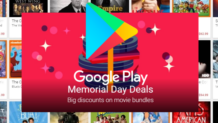 [Deal Alert] Several movies and TV episodes on Google Play are on sale for Memorial Day