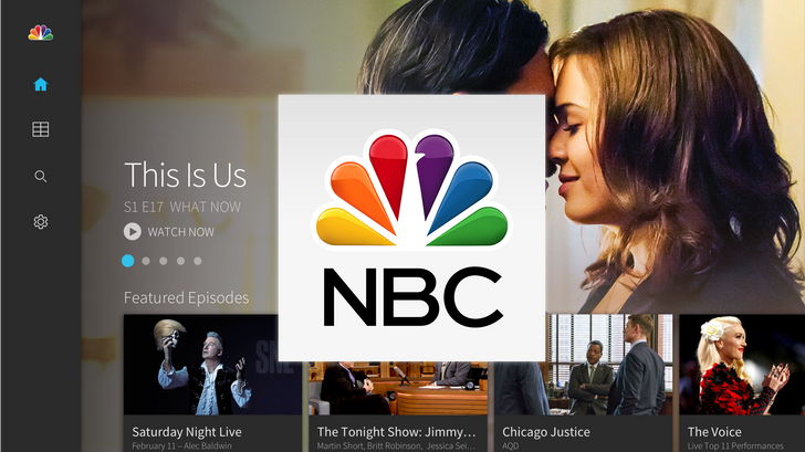 NBC releases its app for Android TV