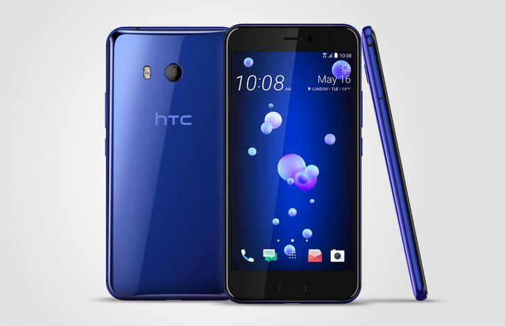 The HTC U11 is official, pre-orders start today for unlocked and Sprint versions