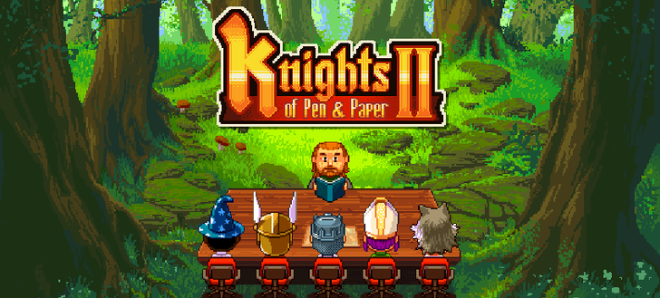 Knights of Pen & Paper 2 goes free-to-play and wipes everyone's save data in the process
