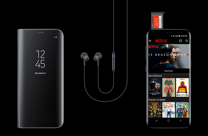 [Deal Alert] Get a free Samsung Entertainment Kit with your Galaxy S8 or S8+ purchase from May 3rd to May 16th