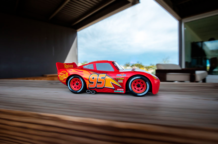 Sphero's new toy is an interactive $300 Lightning McQueen RC car that is actually pretty awesome