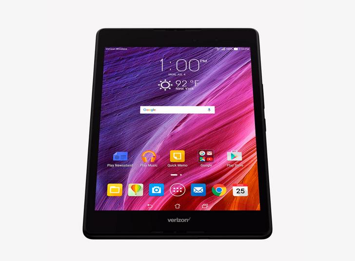 Verizon's ASUS ZenPad Z8 tablet is receiving its Android 7.0 Nougat update