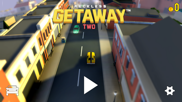Pixelbite's Reckless Getaway 2 races onto the Play Store