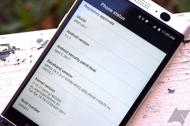BlackBerry may start licensing its Android ROM, called 'BlackBerry Secure'