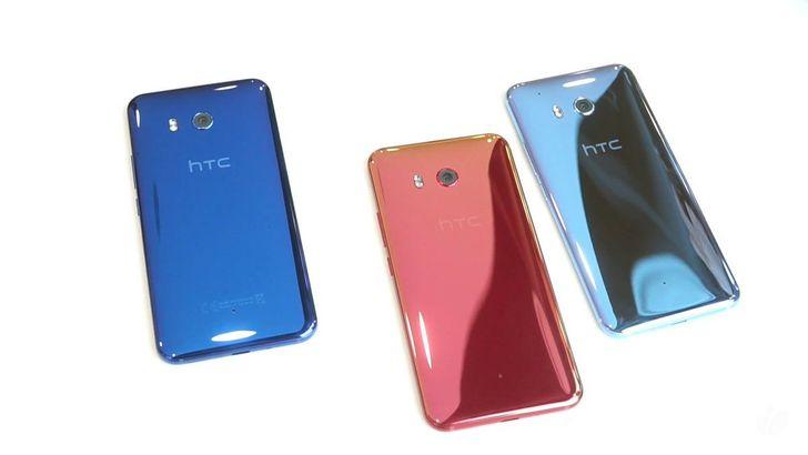 HTC U11 leaks on video, confirms Edge Sense and no headphone jack