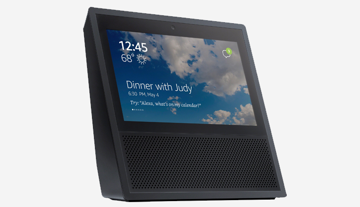 Amazon's new touchscreen Echo device has been leaked
