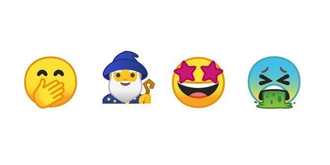 Blobs be gone: With Android O, Google completely redesigns its emoji again