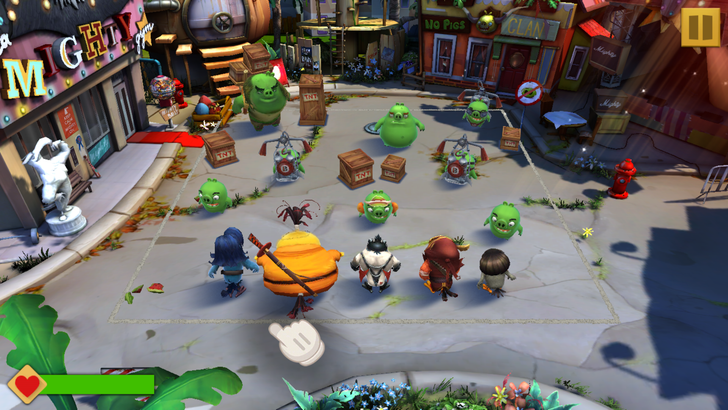 Angry Birds Evolution is coming to the US in June, pre-registration available now